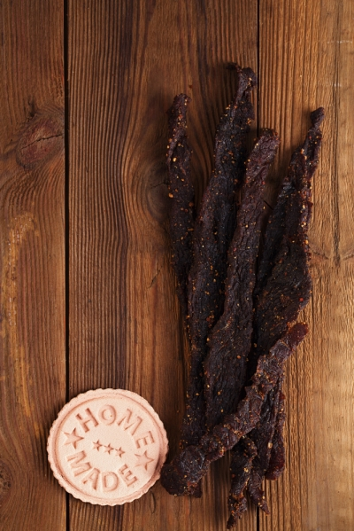 Tracey Ramsey's Easy Deer Jerky Recipe thumbnail image